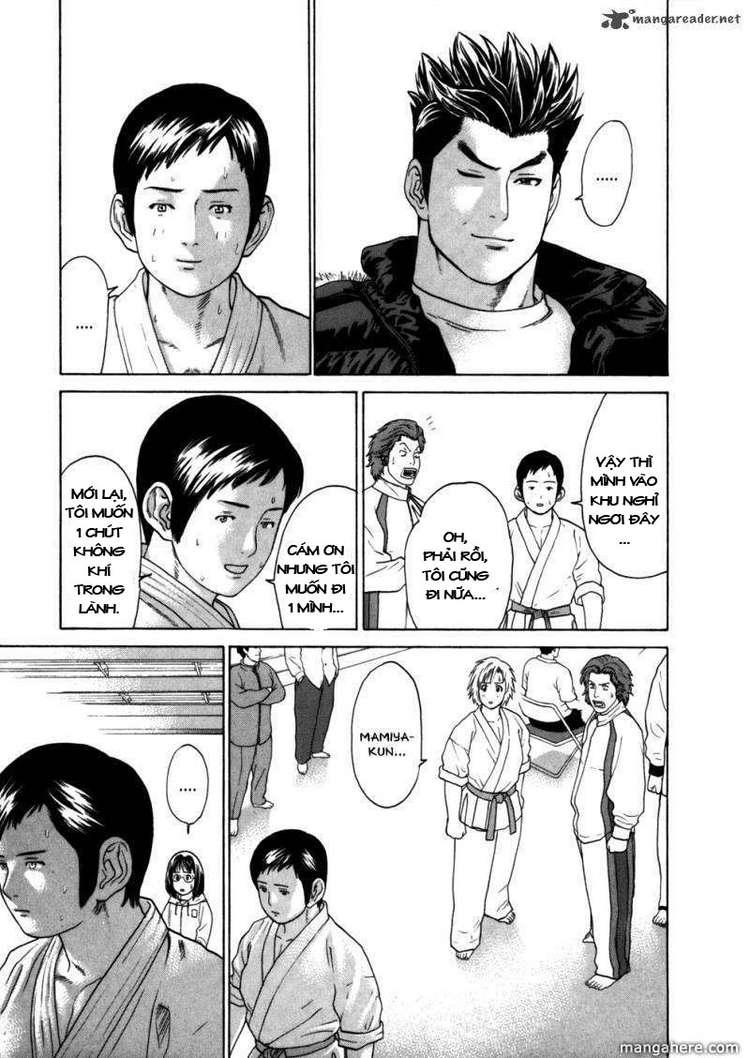 Karate Shoukoushi Kohinata Minoru chap 84 Trang 15
