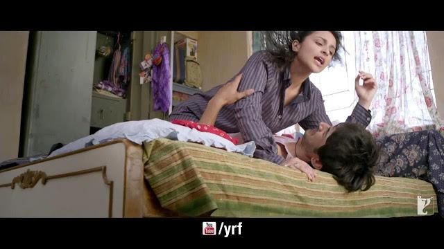 Hot Indian Kissing Scene