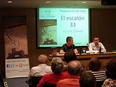 Presentación Ámbito Cultural de Zaragoza