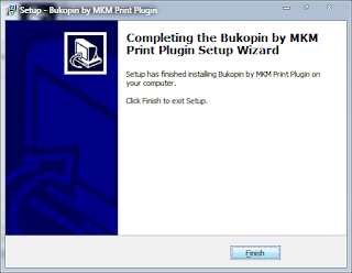 Plugins Printer Loket PPOB Bukopin