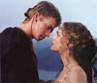Anakin and Padme!