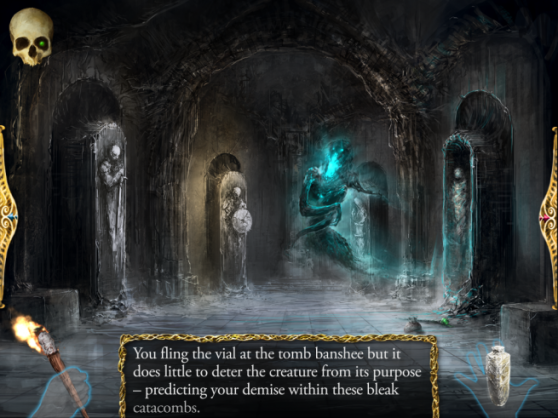 Shadowgate (2014) ScreenShot 03