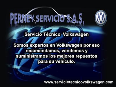 Perney Servicio SAS Repuestos para Volkswagen