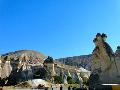 Zelve's Fairy Chimneys, Cappadocia