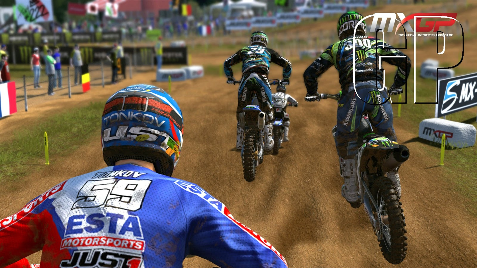 Download MXGP: The Official Motocross Videogame Free PC Games