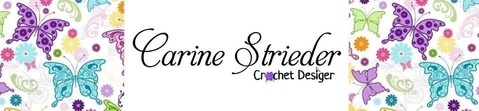Carine Strieder - Crochet Designer