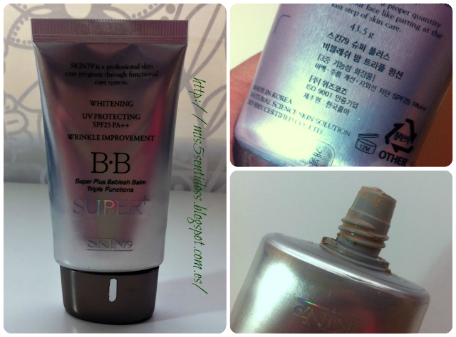 Skin79 Super Plus BB Triple Functions
