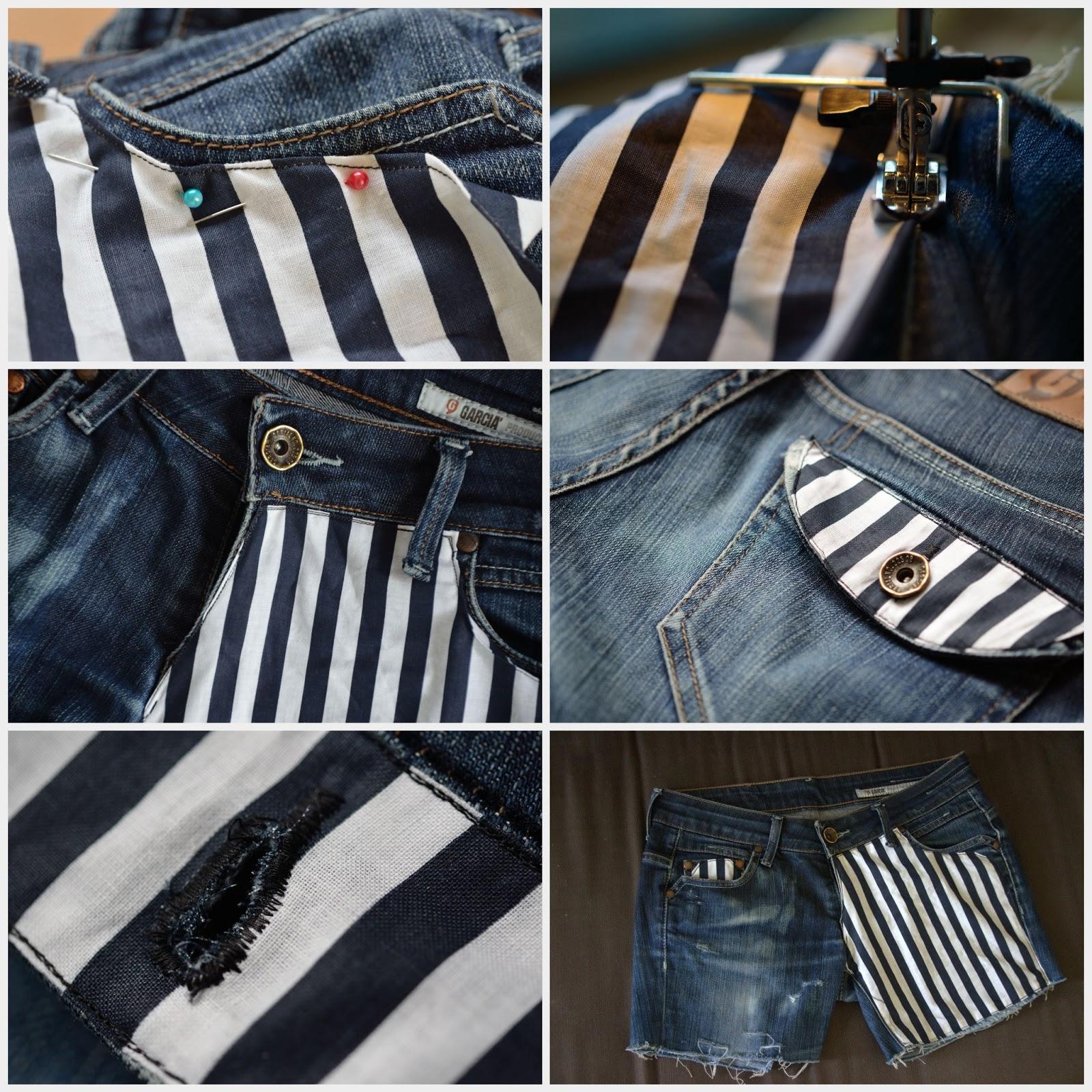Into Old DiyTurn ShortsMartie's Jeans Your New Diy Y7g6ybf