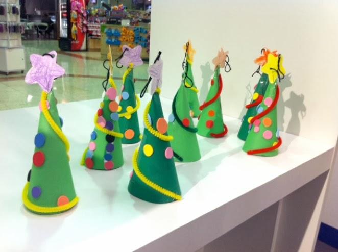 Salas infantiles omniocio diciembre 2013 for Arbol navidad infantil