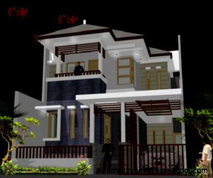 Inilah Koleksi Desain Rumah Minimalis Modern 2009 sampai 2010