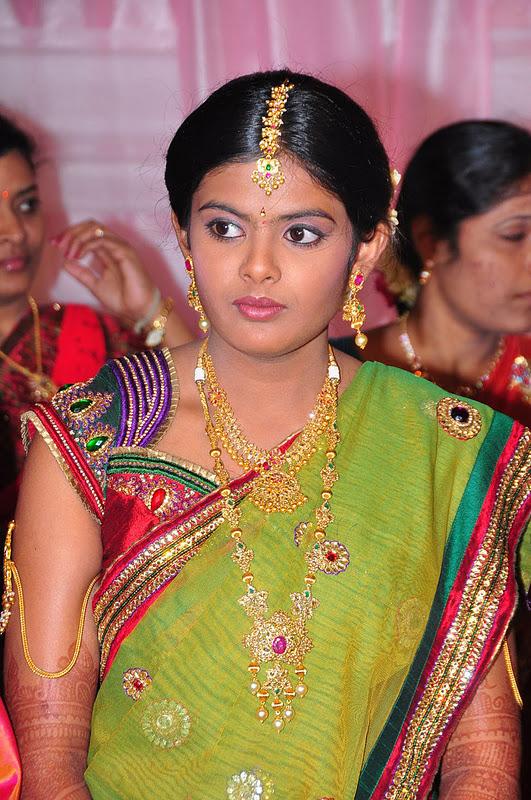 Celebrities At Puri Jagannath Daughter Half Saree Function