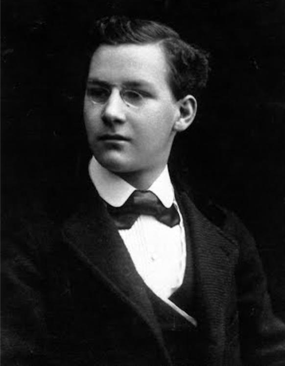 Gabriel Eugène Pagnerre à 18 ans