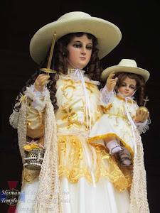Febrero 2 - Virgen de la Candelaria - Santuario de Characato