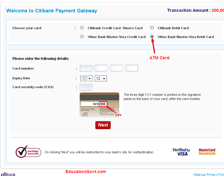 What Is CVV in a Debit Card? | eHow | How It Works