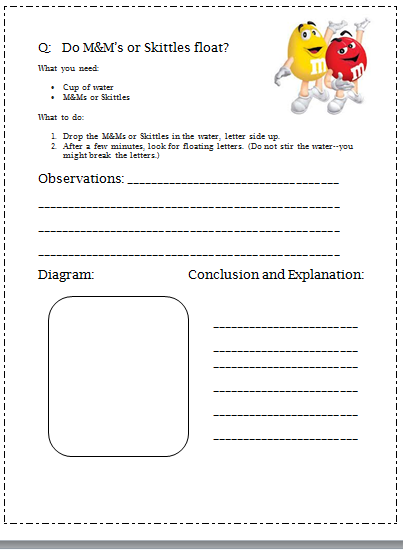 ... you are there, you can get a FREE worksheet to use as a followup