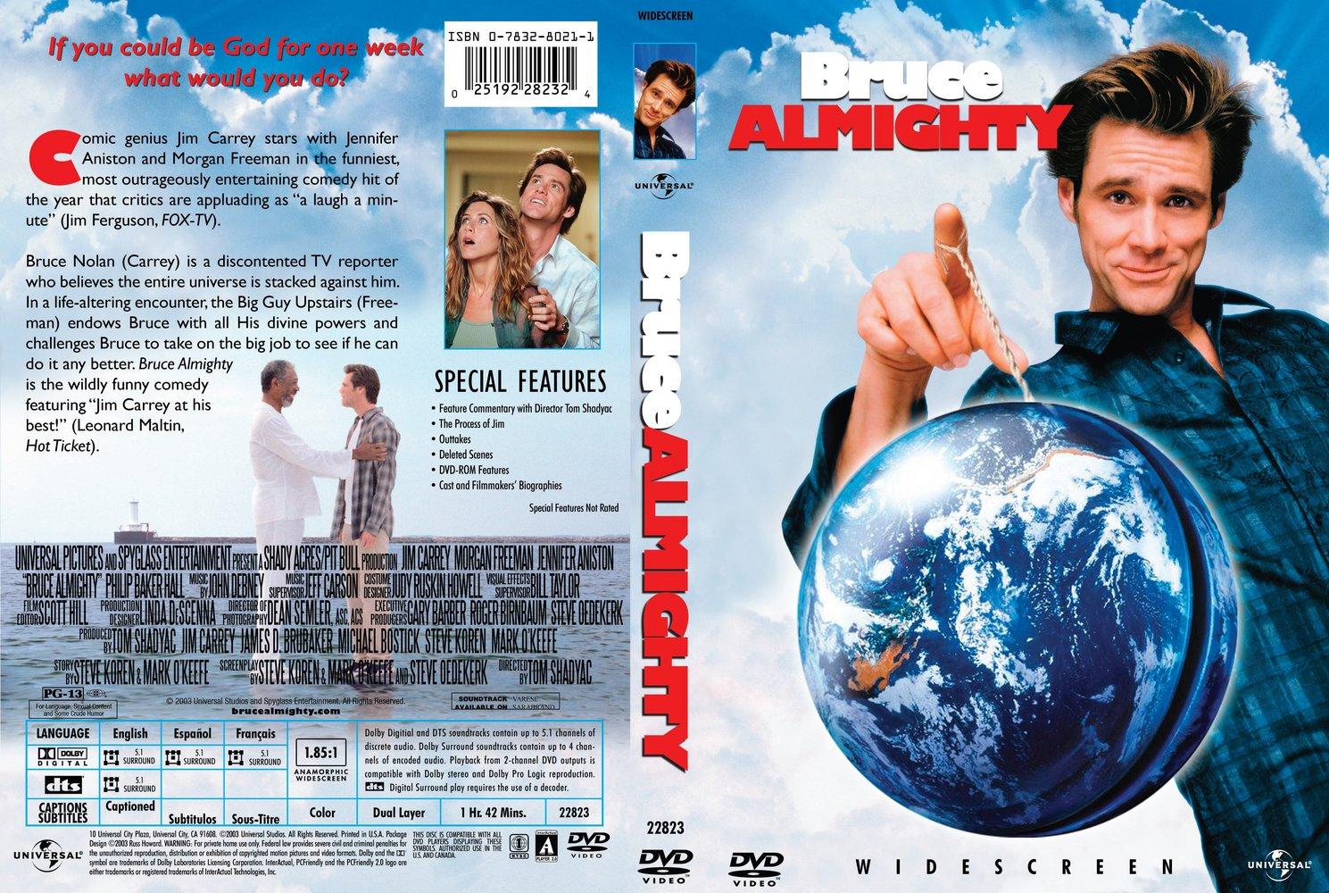 Movie World Bruce Almighty 2003 Dvdrip
