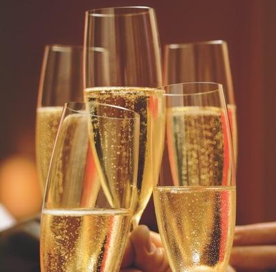 congratulations champagne gif