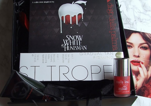 July 2015 cohorted beauty box blog review #bblogger unboxing makeup