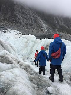 冰川行 Franz Josef Glacier