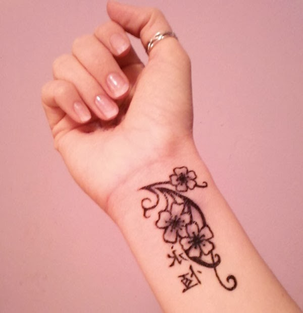tattoos designs for women on wrist