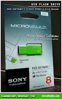 SONY Microvault 8 GB