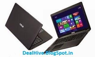 Asus X552CL-XX220D 15.6-inch Laptop (Dark Gray)