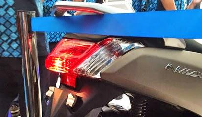 Motor Matic Besar Yamaha NMAX 155 cc Blue Core Terbaru 2015