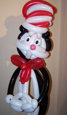 Cool crafts out of balloons Seen On www.coolpicturegallery.us