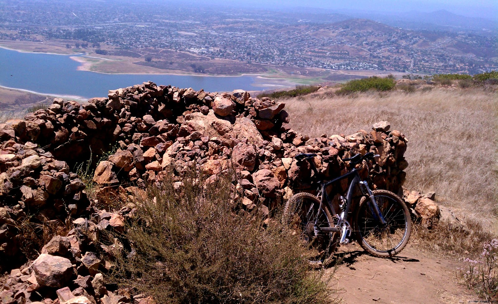 have also managed to get in some dirt time at La Costa here and