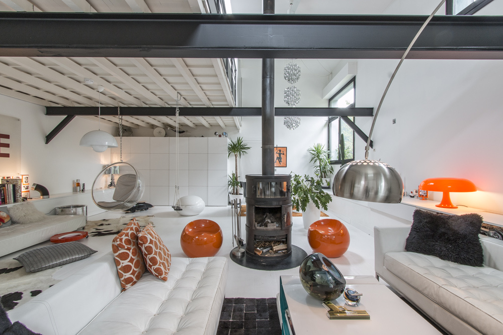 Ideas y planos de casas for Decorar piso tipo loft