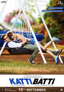 Katti Batti (2015) World4free - Free Download DVD Rip Full Movie Worldfree4u.com