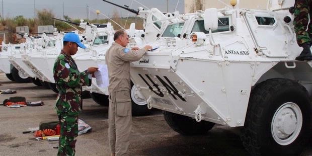 Panser Anoa UNIFIL