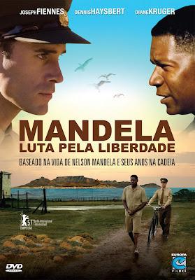 Mandela: Luta Pela Liberdade - DVDRip Dual Áudio