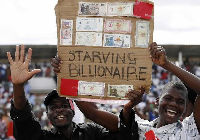 zimbawe inflacion