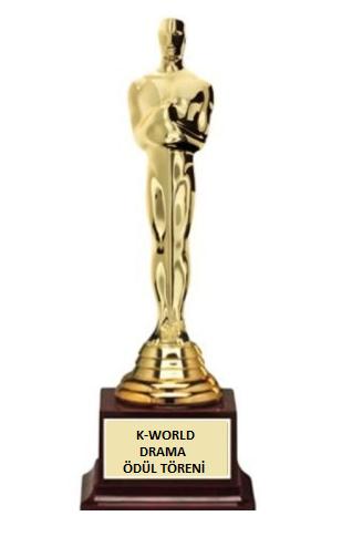 1. Geleneksel K-world Ödül Töreni