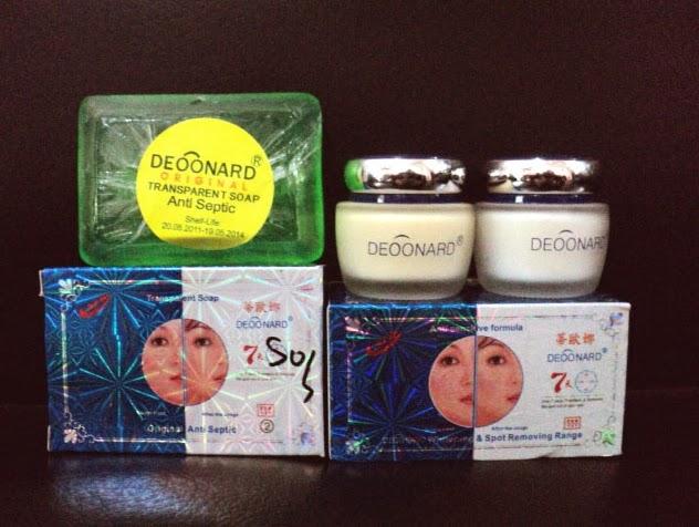 Deonard Cream Untuk Menghilangkan Jerawat Secara Aman Ampuh Dan Alami