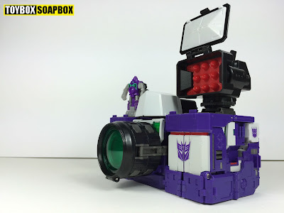 maketoys visualizers in reflector camera mode