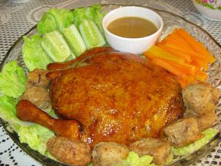 Resep Masakan Ayam Kodok