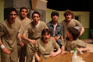 Springfield High School Oregon production of One Flew Over the Cuckoo's Nest Ken Kesey Directed by Jill Plumb