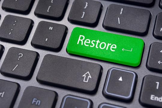 استعادة النظام في ويندوز بأسهل طريقة (شرح بالصور)