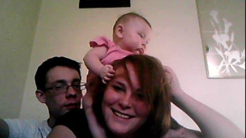 Brandon, Heather &LillyAnna Durfey