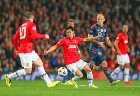 Bayern Munchen vs Manchester United