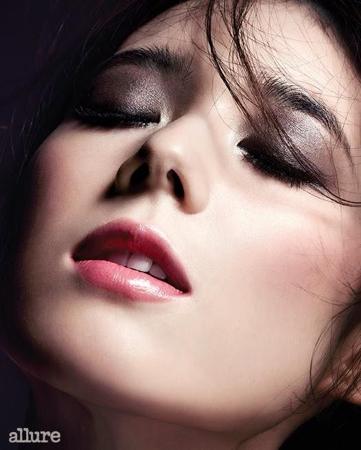 Jung Eun Chae - Allure Magazine November Issue 2014