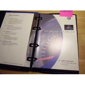 2003 Volkswagen Passat Review & Owners Manual