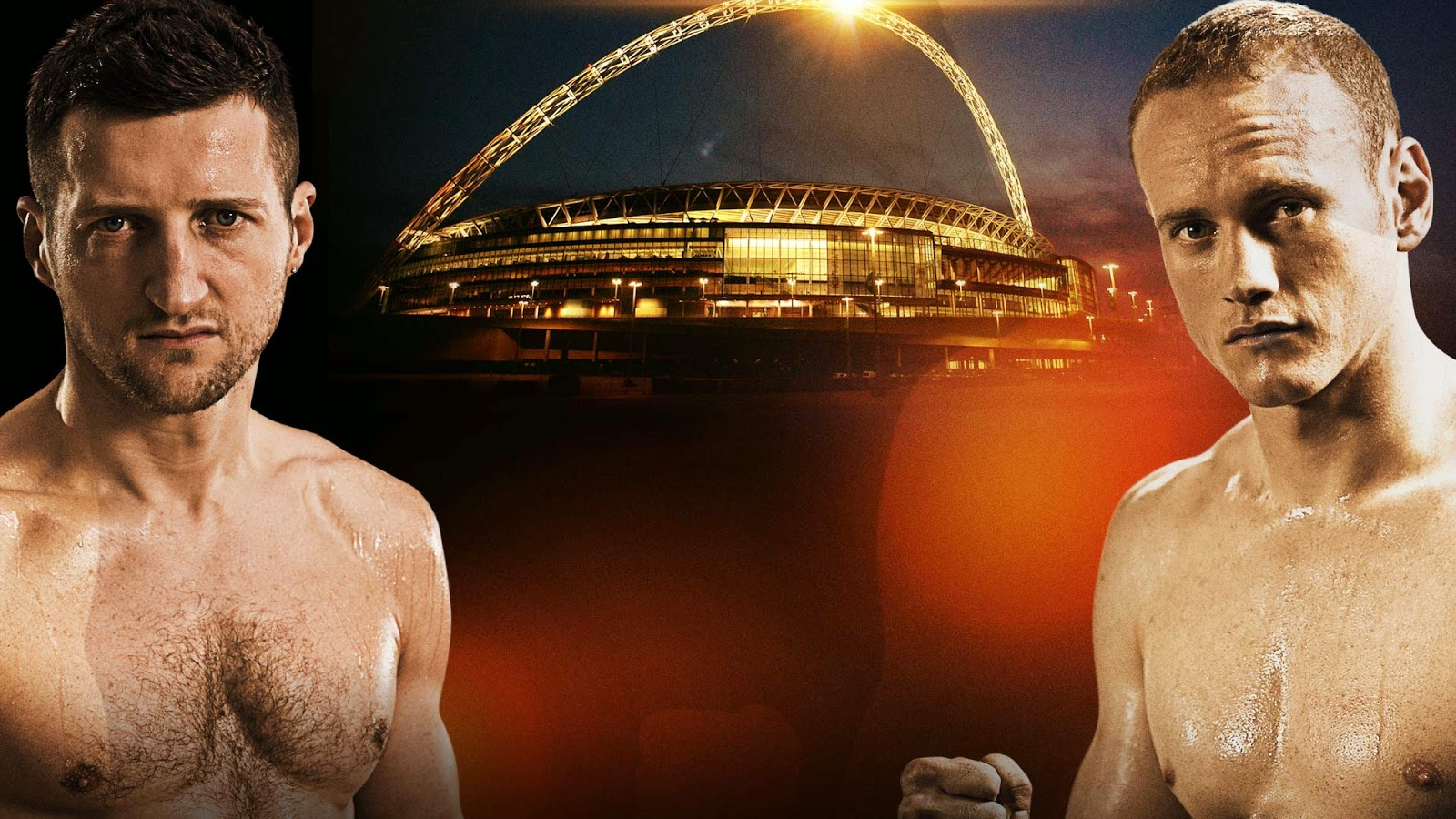 Carl Froch vs. George Groves live Boxing on 31 May 2014
