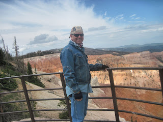 Tim - Cedar Breaks Overlook - Utah USA