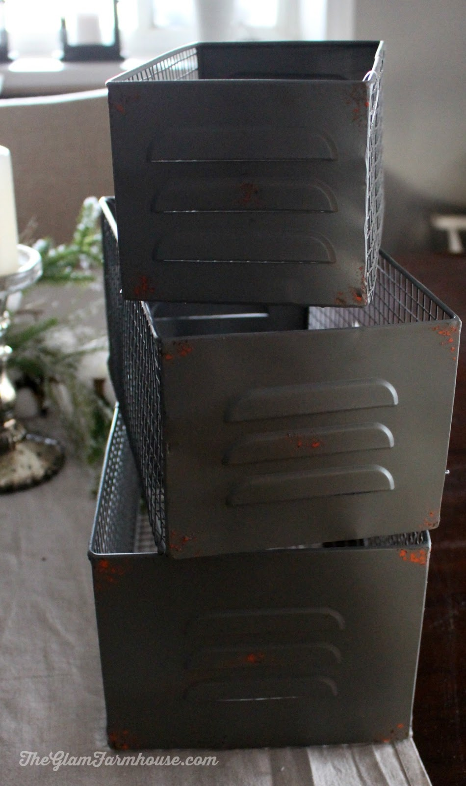 Surprise decor steals box reveal the glam farmhouse for Decor steals