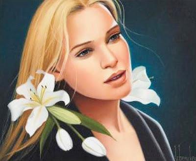 rostros-de-mujeres-bellas-al-oleo