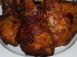 cara membuat ayam bakar pedas