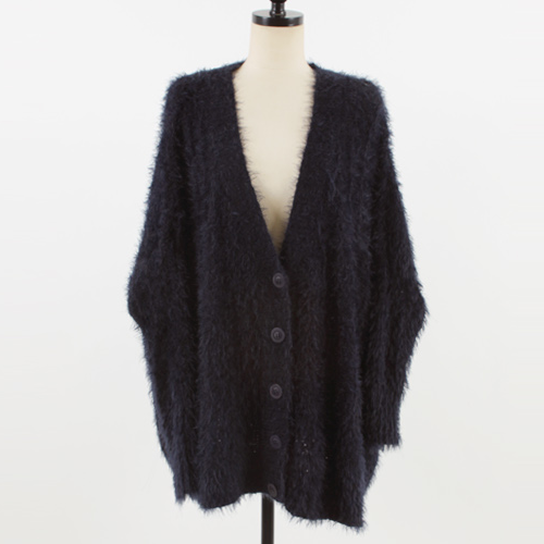 Miamasvin] Shaggy Baggy Cardigan | KSTYLICK - Latest Korean ...